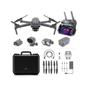 Drone Mavic 2 Enterprise Dual con Smart Controller Fly More Combo